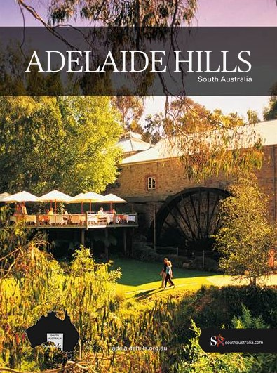Adelaide Hills Visitor Guide